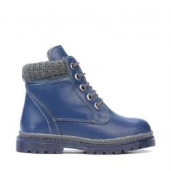 Small children boots 29-1c indigo