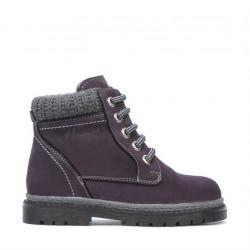 Small children boots 29-1c tuxon purple
