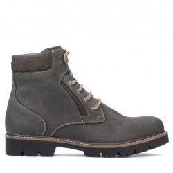 Men boots 4100 bufo tdm (Testa di moro)