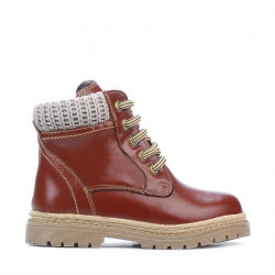Small children boots 29-1c brown