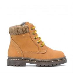 Small children boots 29-1c tuxon brown