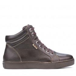 Men boots 4103 cafe