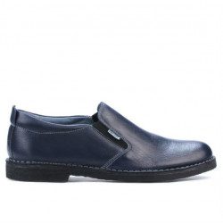 Men casual shoes 7200-1 indigo