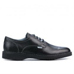 Men casual shoes 7202 black