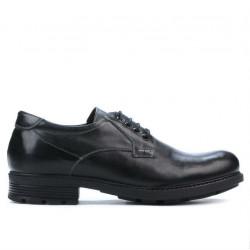 Pantofi casual barbati 845 negru
