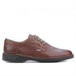 Men casual shoes 7202 brown