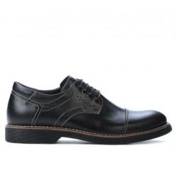 Men casual shoes 848 black