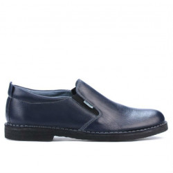 Men casual shoes (large size) 7200-1m indigo