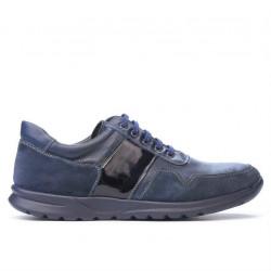 Men sport shoes 846 indigo