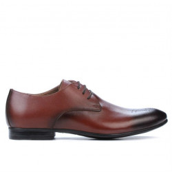 Pantofi eleganti barbati 828-1 a maro