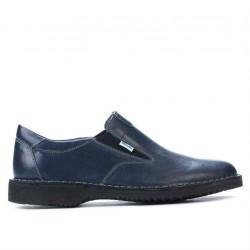 Men casual shoes 7203 indigo