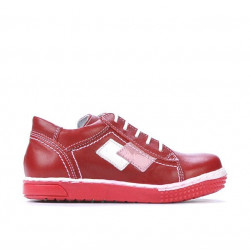 Small children shoes 57-1c red