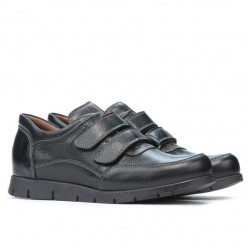 Women sport shoes 681 black