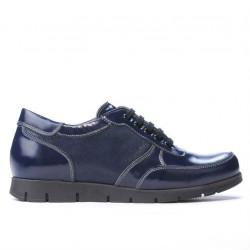 Pantofi sport dama 682 lac indigo combinat