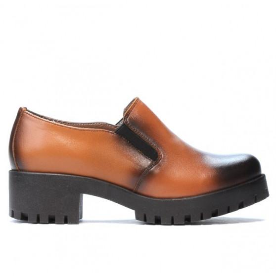 Pantofi casual dama 684 a maro
