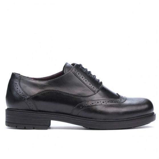 Pantofi casual dama 683 negru
