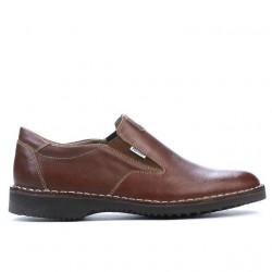 Pantofi casual barbati (marimi mari) 7203m maro