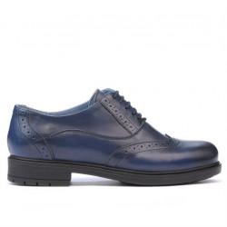 Women casual shoes 683 a indigo
