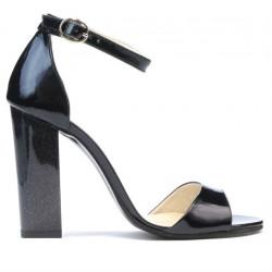 Sandale dama 1259 lac indigo sidef