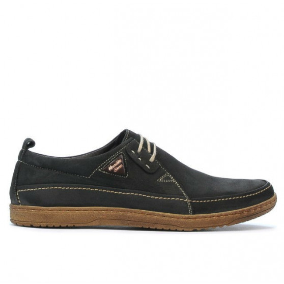 Pantofi casual barbati 744 bufo tdm (Testa di Moro)