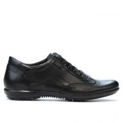 Men sport shoes 872 black