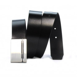 Men belt 17b black