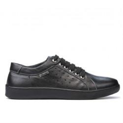 Pantofi casual/sport barbati 841 black