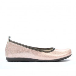 Children shoes 100 pudra pearl