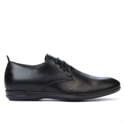 Teenagers stylish, elegant shoes 370 black