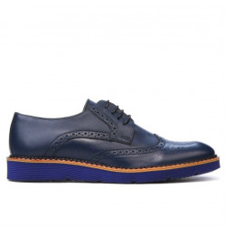 Pantofi casual barbati 831-1 indigo
