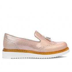 Women casual shoes 659 pudra combined