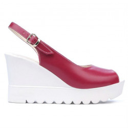 Sandale dama 5026 ciclam