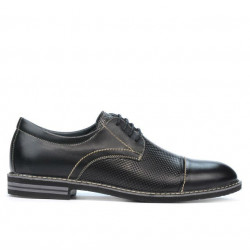 Men casual shoes 873 black