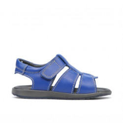 Small children sandals 54-1c indigo