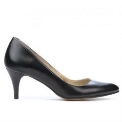 Women stylish, elegant shoes 1242 black
