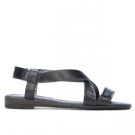 Sandale dama 5010 negru
