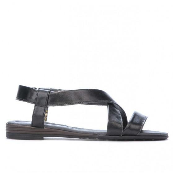 Women sandals 5010 black