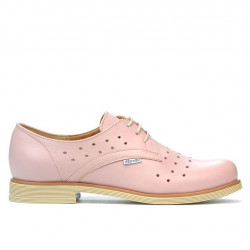 Women casual shoes 678 pudra