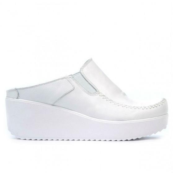 Sandale dama 627 alb