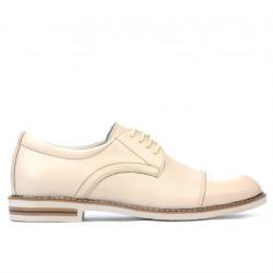 Men casual shoes 873 beige