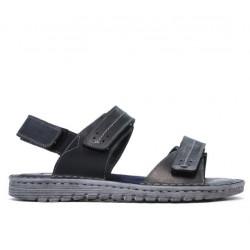 Sandale barbati 341 tuxon indigo