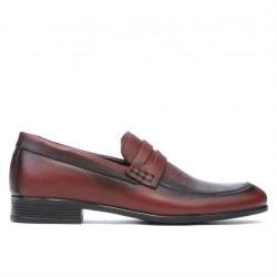 Men stylish, elegant, casual shoes 875 a bordo
