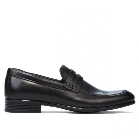 Pantofi casual / eleganti barbati 875 negru