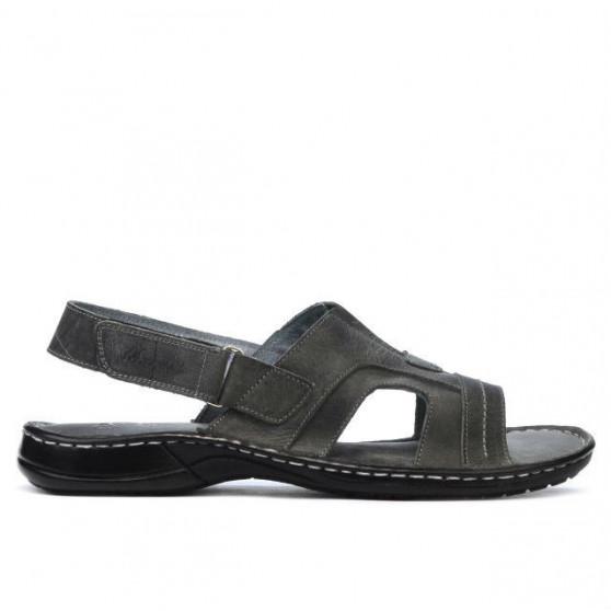 Sandale barbati 304 tuxon gri