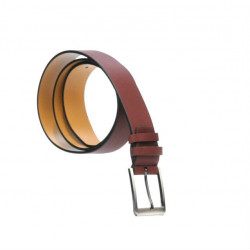 Men belt 14b bordo