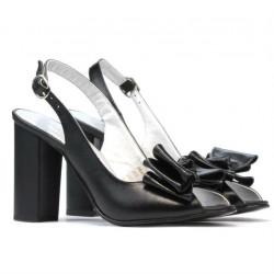 Sandale dama 1256 negru