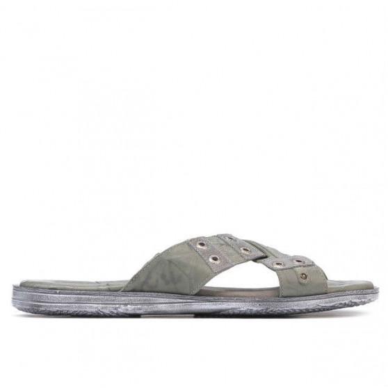 Sandale barbati 360 crep gri