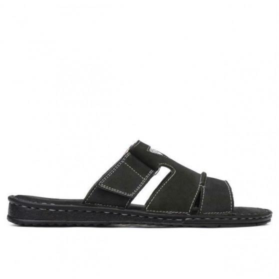 Sandale barbati 329 tuxon negru