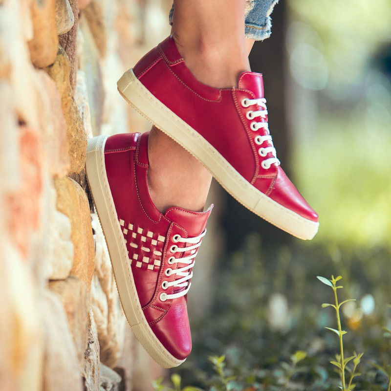 Women sport shoes 690 cyclam lifestyle
