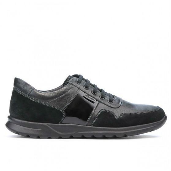 Men sport shoes 846 black